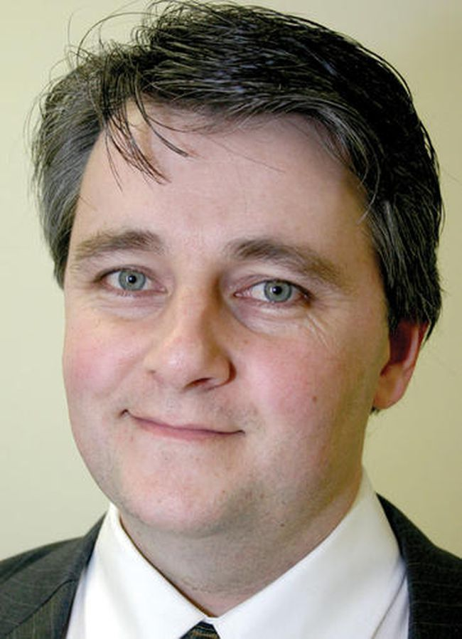 Upper Canada District School Board chairman Greg Pietersma