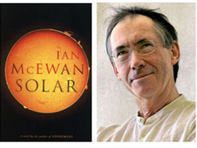 Solar, By Ian McEwan, Knopf Canada, $32