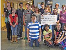 Avalon students raise money for Japan