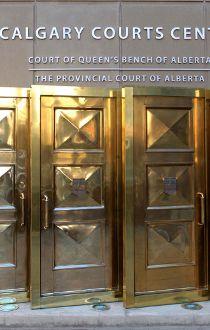 Calgary Courthouse