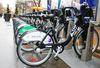 Bixi Bikes in Toronto. (ERNEST DOROSZUK/QMI Agency)