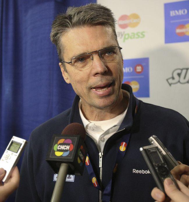 Dave Cameron, Ottawa Senators assistant coach