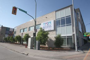 The headquarters of the Winnipeg Regional Health Authority on Main Street in Winnipeg, as seen on Wednesday, June 30, 2011. (Winnipeg Sun)