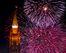 Canada Day fireworks 2011