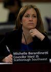 Scarborough Councillor Michelle Berardinetti. (DAVE THOMAS/Toronto Sun files)