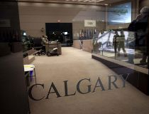 Calgary council chambers