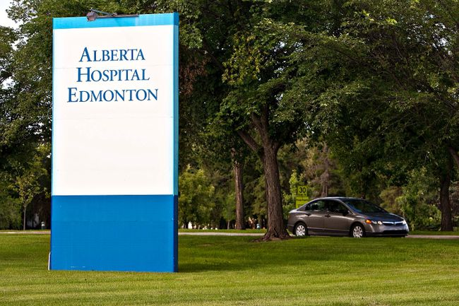 Hospital, Alberta