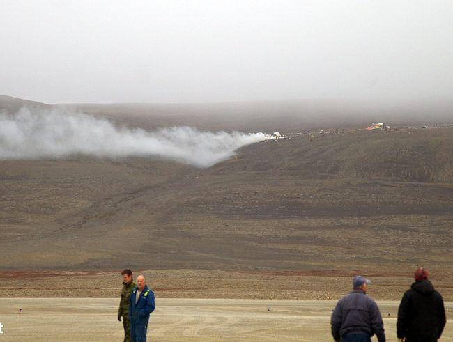 Plane crash in Nunavut