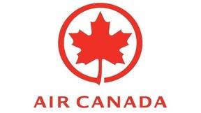 Air Canada logo 7 ways