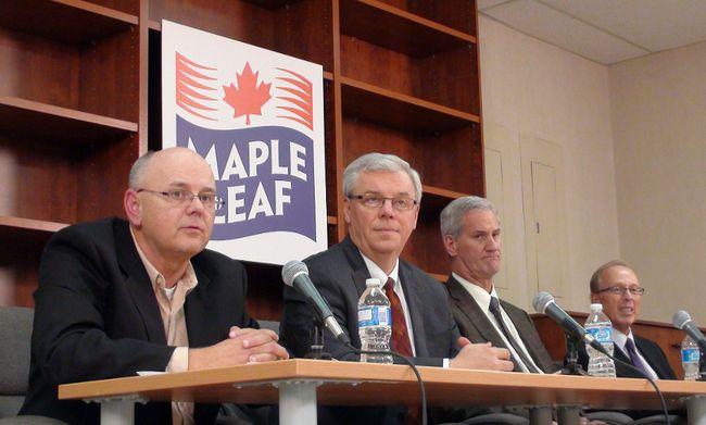 Maple Leaf — John Burnett Scott McCain Selinger Katz