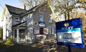 The Ottawa Police Community Police Centre in Manotick at 1131 Clapp Lane. Tuesday October 25,2011. (ERROL MCGIHON/THE OTTAWA SUN)