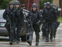 Winnipeg police tactical support team