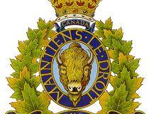 RCMP logo filer