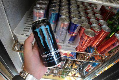 Energy drinks 7 ways