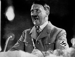 Adolf Hitler. (QMI Agency files)