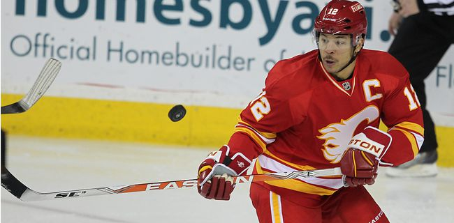 Jerome Iginla, Calgary Flames
