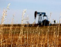 Weyburn oil well