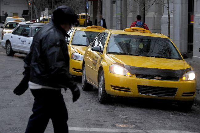 Calgary taxi cab shortage feared