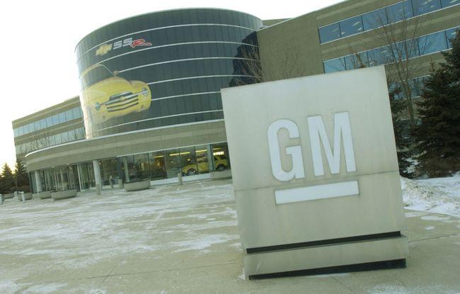 GM Oshawa (Sun files)