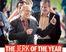 The Jerk of the Year: Mayor Sam Katz.