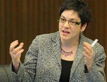 City councillor Jenny Gerbasi FILER