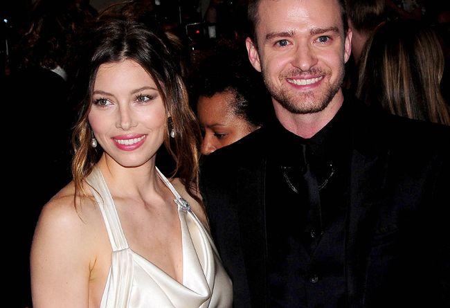 "Jessica Biel and Justin Timberlake (<A HREF=""http://www.wenn.com"" TARGET=""newwindow"">WENN.COM</a>)"