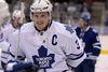 Maple Leafs captain Dion Phaneuf. (Dave Abel/Toronto Sun files)