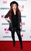 "Demi Lovato. (Ivan Nikolov/<A HREF=""http://www.wenn.com"" TARGET=""newwindow"">WENN.COM</a>)"