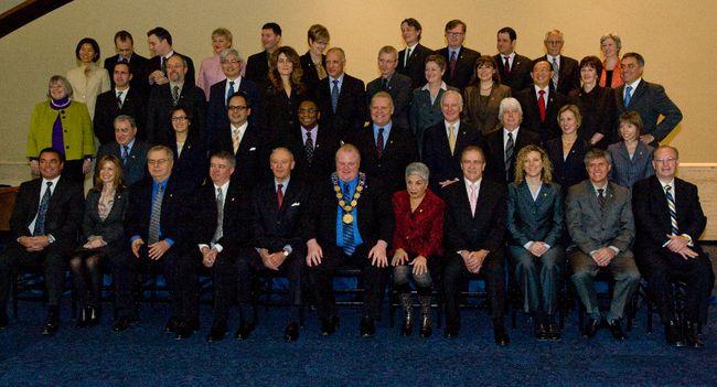 Toronto council