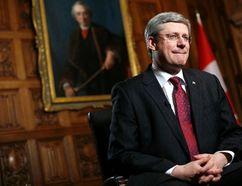 Prime Minister Stephen Harper. (REUTERS/Chris Wattie)