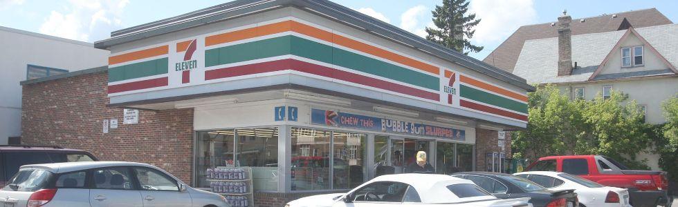 7-Eleven on William Avenue