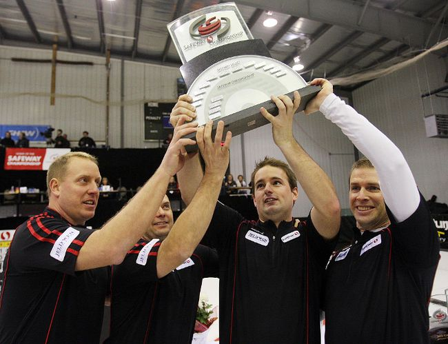 Safeway Select trophy
