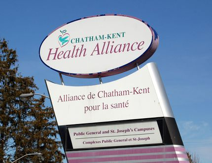 The Chatham-Kent Health Alliance.