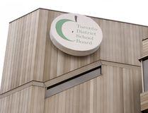 Toronto District School Board headquarters on Yonge St. (Sun files)