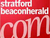 Beacon Herald red logo