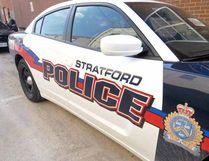 Stratford police car