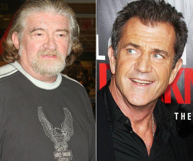 "Joe Eszterhas and Mel Gibson (<A HREF=""http://www.wenn.com"" TARGET=""newwindow"">WENN.COM</a>, AFP photos)"