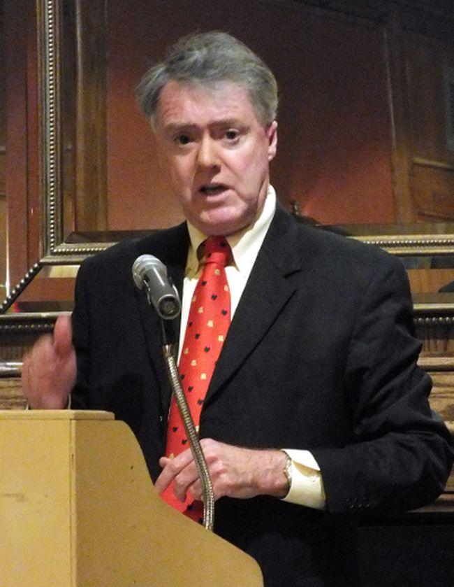 Sarnia Mayor Mike Bradley