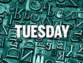 TuesdayLettersArt