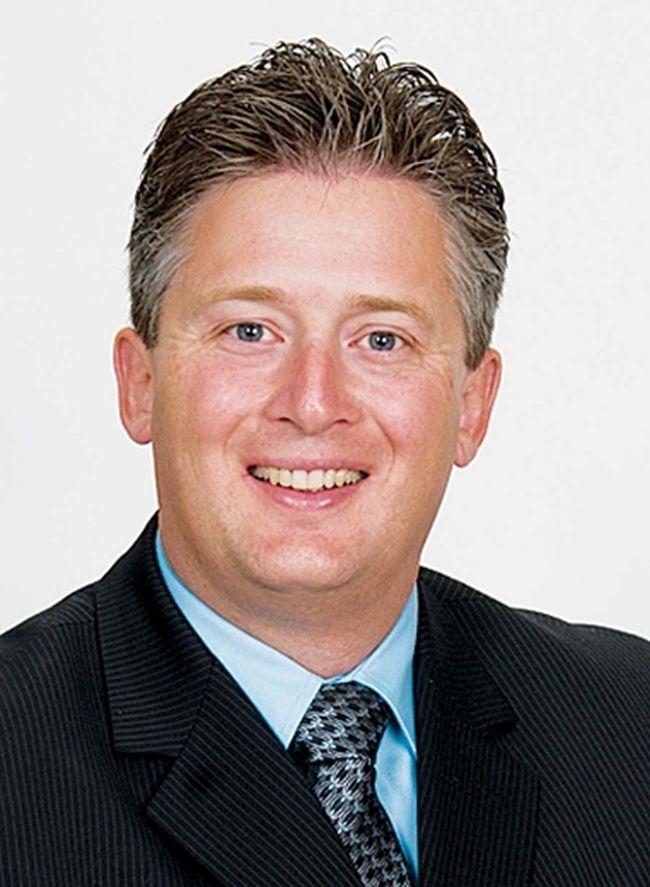 Wetaskiwin MP Blaine Calkins