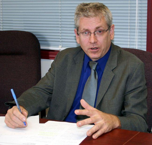 MP Charlie Angus (NDP — Timmins-James Bay)