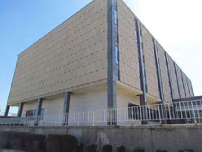 Exterior of Sarnia courthouse. (QMI Agency)
