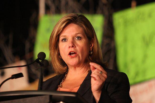 Ontario NDP Leader Andrea Horwath. (File photo)