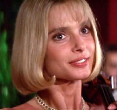 BOND GIRL: Maryam D'Abo FILM: The Living Daylights, 1987. PLAYED: Kara Milovy. BOND RATING: 3.5 BULLETS (out of 5)
