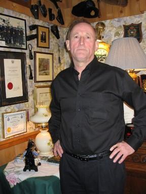 Bruce Kruger (MARK BONOKOSKI/Toronto Sun files)