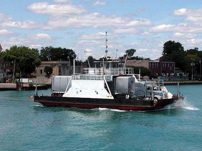 Sombra Ferry