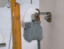 natural gas meter (file photo)