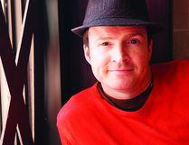 Canadian comedian Steve Patterson