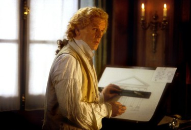"Nick Nolte played Thomas Jefferson in ""Jefferson in Paris"" (1995)."