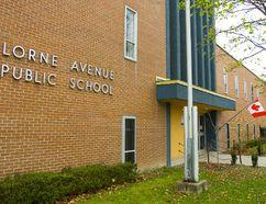 Lorne Avenue public school (File photo)
